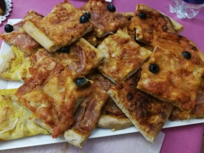 pizzette integrali